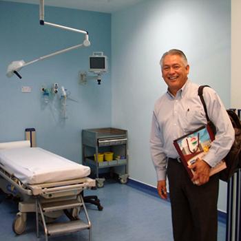 Prof. dr Edel Ramirez Cuba Havana