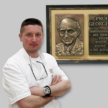 Prof. dr Vladimir Kovčin Srbija Beograd
