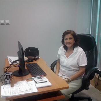 Prof. dr Marisela Borass Cuba Havana