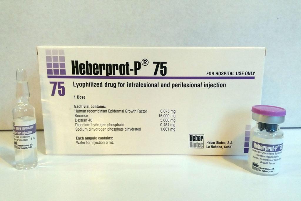 Heberprot P75 Srbija